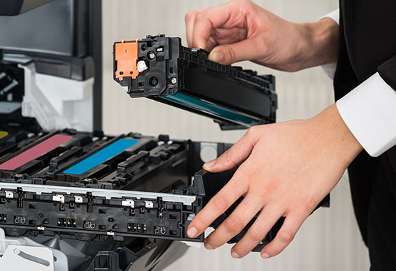AIO laser printer toner cartriges