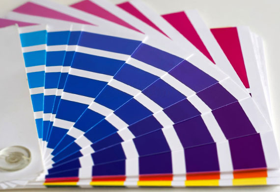 Digital vs offset printing and cmyk color matching
