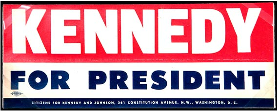 Bumper stickers became wildly popular after being used in political campaigns
