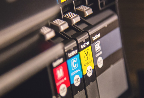 Printing history and evolution inkjet printers
