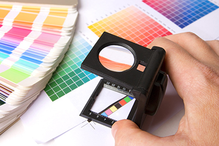 printing with pantone color matching system