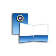 "9"" X 14.5""  Presentation Folders"