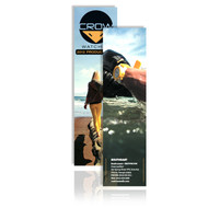 8.75 x 2.75 (quarter page) Bookmark Printed on extra thick 16pt stock comparable to 140lb