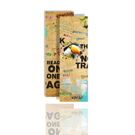2.75 x 8.5 Bookmark -12pt Stock Glossy Next day-