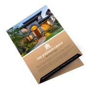 1/4 Page MINI Brochures
