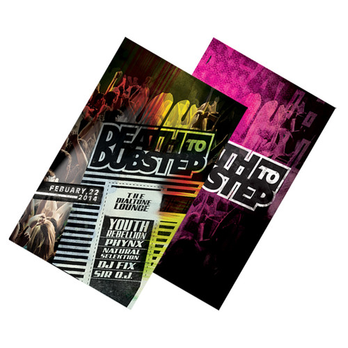 "Our full color flyers are printed cheap and fast. 5,000 Flyer printing is done In Atlanta next day printing. Also in Miami Florida full color flyers are printed the next day. In New York, California, and Chicago the turnaround is 2-4 days. Visit the ""special deal"" section on our site for free shipping deals on cheap flyer printing done right."