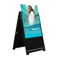 A-Frame Sandwich Board Sign