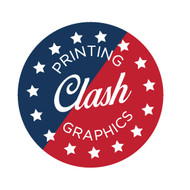 Stickers in our Sticker section are UV coated high Gloss. Production times vary daily. A Clash Graphics Representative will contact you via email or phone call to explain pick up instructions or a UPS tracking number will be emailed to you.