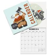 12 x 12 Premium Calendars