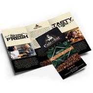 8.5 x 11 Folded Brochures