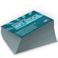 Our full color business cards are printed cheap and fast. 5,000 business cards are done the next day Atlanta Georgia and  Miami Florida. Same day printing is available in Atlanta for incriments of 250, 500 and 1,000. 1,000 full color business cards are printed in two days. In New York, California, and Chicago the turnaround is 2-4 days. We offer  12 point, 14 point and 16 point card stocks. Business cards are always free shipping, full color, both sides and printed on quality card stocks.