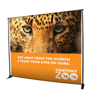 10' Deluxe Exhibitor Expanding Fabric Display