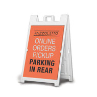 "24""X36"" A-Frame Curbside Sign"
