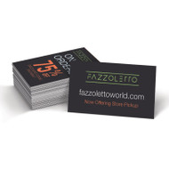 THICK 16 Point Business Cards