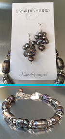 Sherry's Bracelet & Earring Set