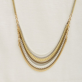 Multi Chain Necklace*