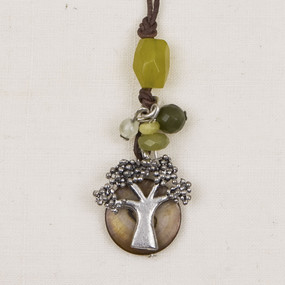 Tree of Life Pendant Necklace*