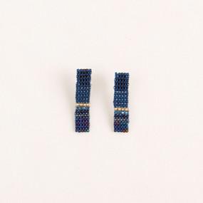 Rectangle Post Earring