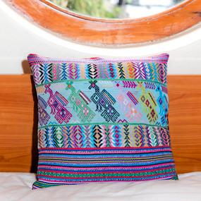 Comalapa Huipile Pillow