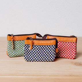 Twin Pocket Coin Purse