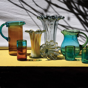 Mouthblown Glassware