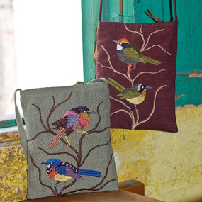 Bird Shoulder Bag