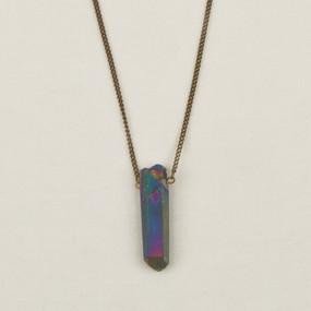 Quartz Crystal Earrings - Altiplano