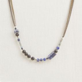 Geo Stone Necklace