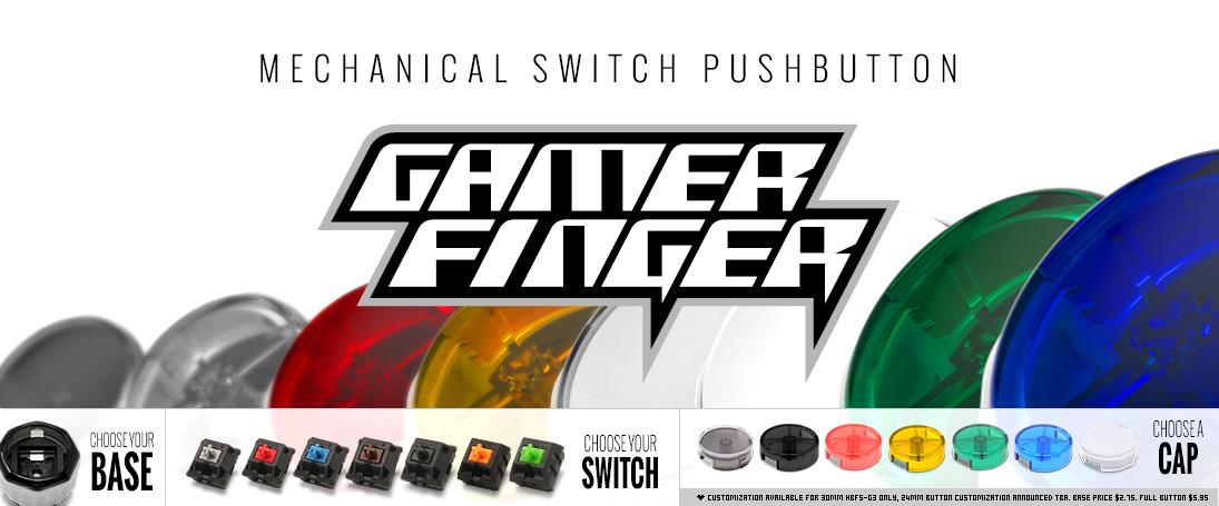 GamerFinger Brand is Back!