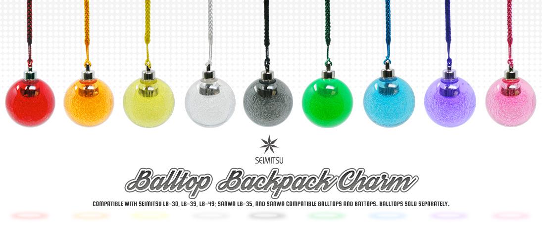 Seimitsu Balltop Backpack Charm