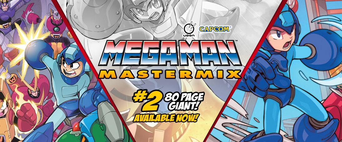 Mega Man Megamix #2