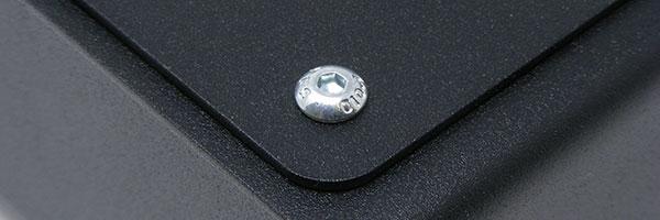 Silver M4 screw