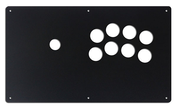 AFS Noir Button Panel
