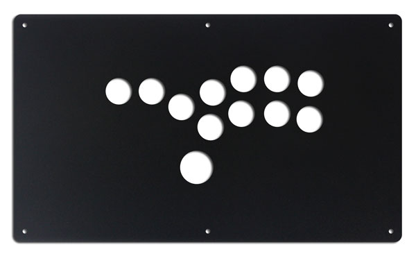 AFS Stickless Button Panel