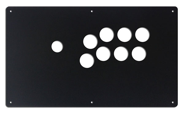 AFS Vewlix 8 Button Panel