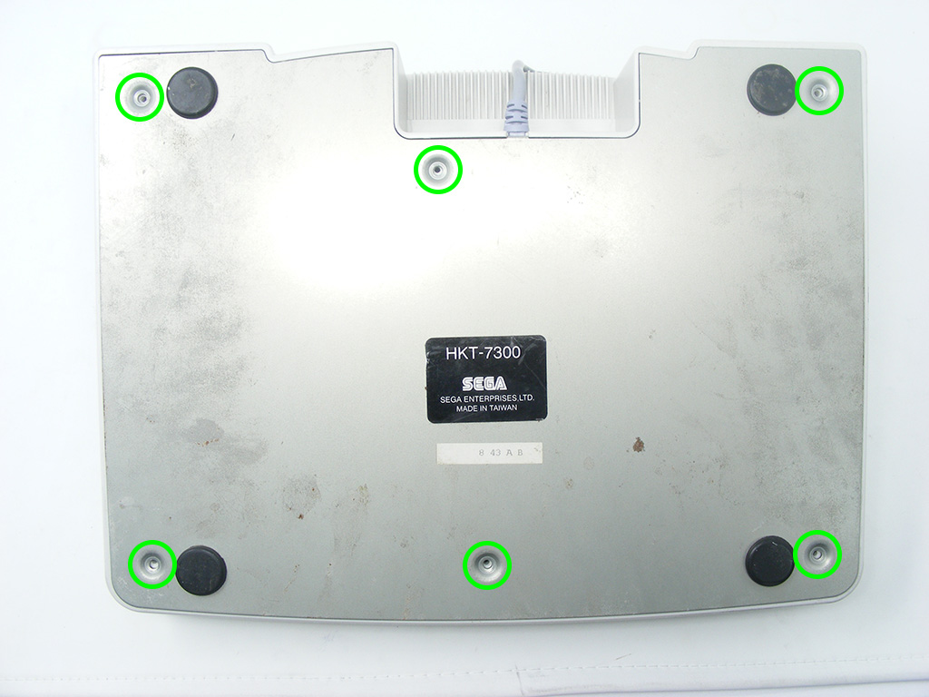 Agetec HKT-7300 Replacement Panel Assembly: Step 1
