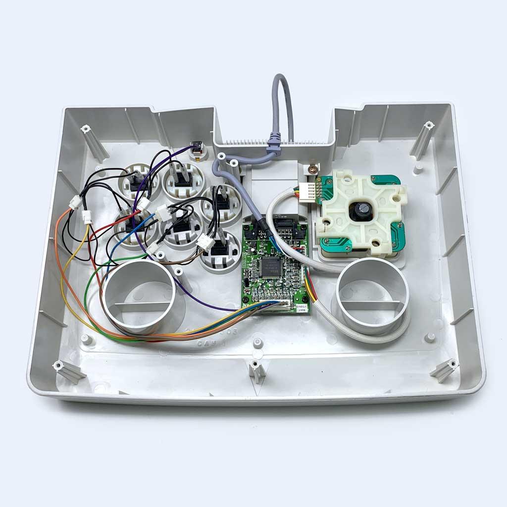 JLF to Agetec HKT-7300 Conversion Harness Install - Step 4