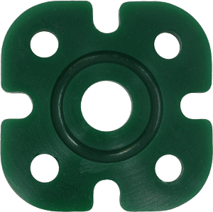 ASI Golden Silicone Shore 40A Tension Green