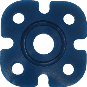 ASI Golden Silicone Shore 45A Tension Turquoise