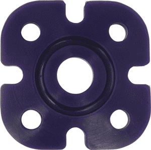 ASI Golden Silicone Shore 55A Tension Purple