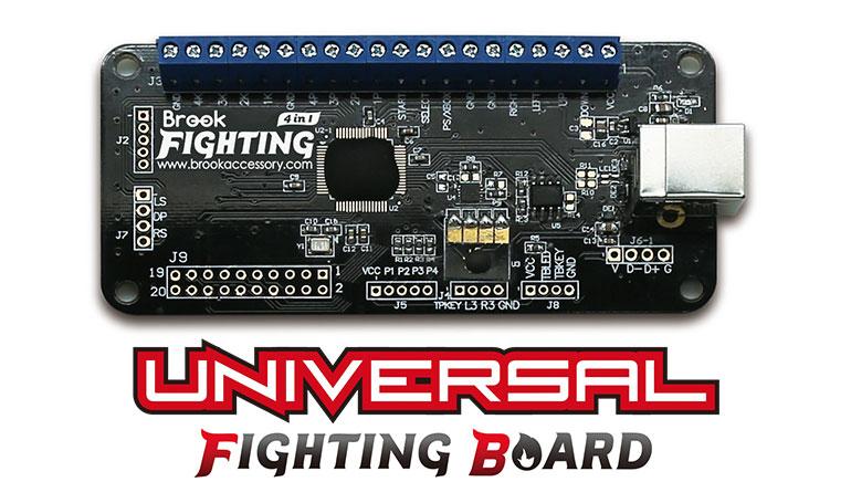 Brook Universal Fighting Board