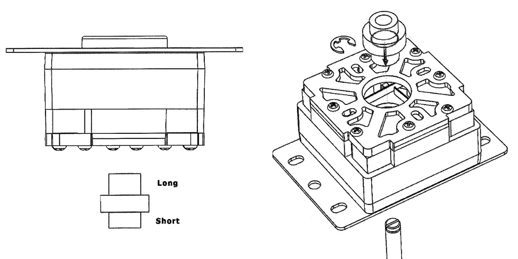 Crown SDL-301-DX-S assembly instructions