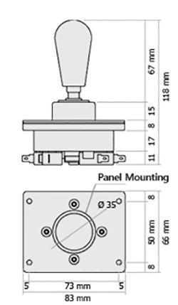 crown cwl 309helpme k kms st35 joystick focus attack rh focusattack com Chevy Truck Wiring Diagram 1979 Chevy Truck Wiring Diagram