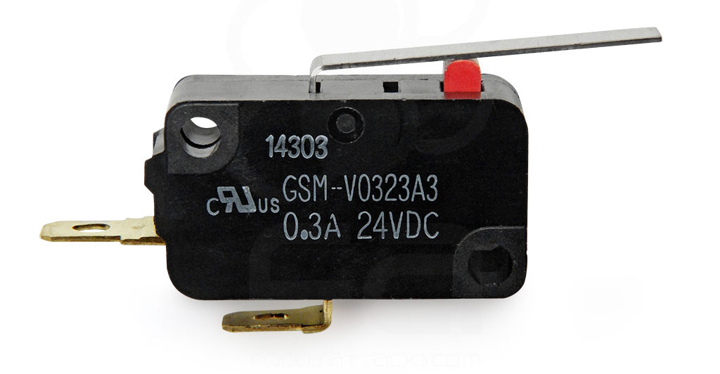 Gersung GSM-V0323A3 Microswitch Included with SDL-301-DX