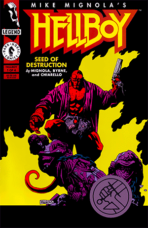Hellboy: Seeds of Destruction