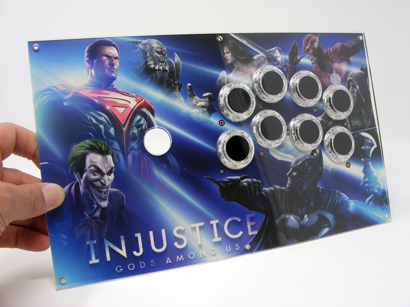 Injustice Battle Edition: Extra