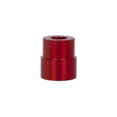 15.5mm aluminum anodized actuator