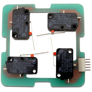 New 2017 Seimitsu LS-32-01 PCB Design
