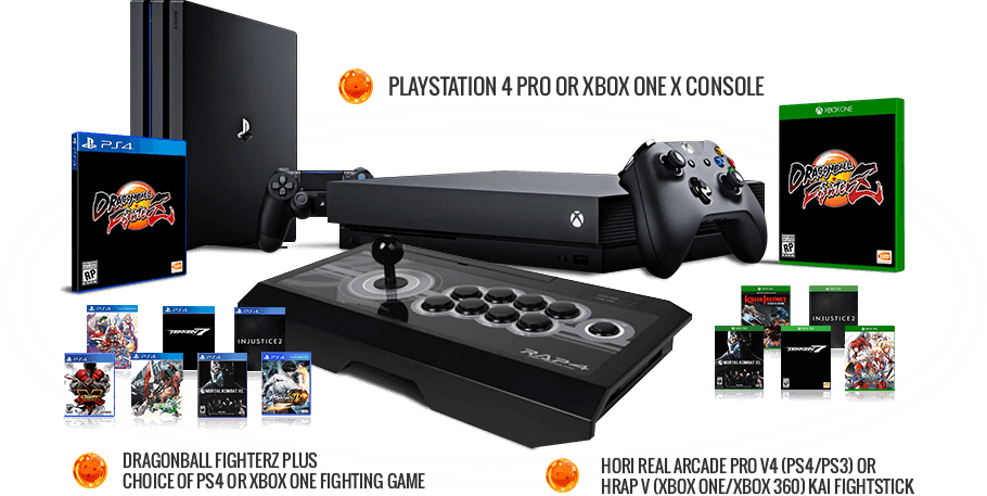 Click here to enter for a chance to win a Xbox One or PS4 prize pack!