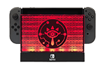 PDP Dock Shield Zelda BOTW Panel Red